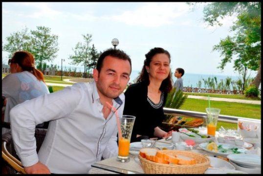 The Lara Landscape Cafe- Sadettin Ersoy-  Antalya TV- Muhabir Rüya Kürümoğlu  (36)