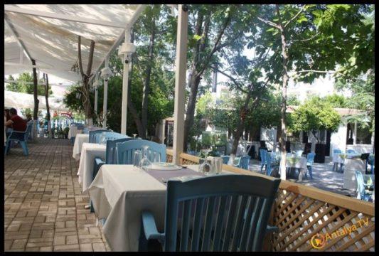 Belek Kaptan Balık  Restaurant- Antalya TV- Muhabir Rüya KÜrümoğlu (133)