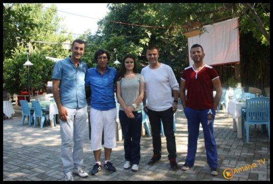 Belek Kaptan Balık  Restaurant- Antalya TV- Muhabir Rüya KÜrümoğlu (169)