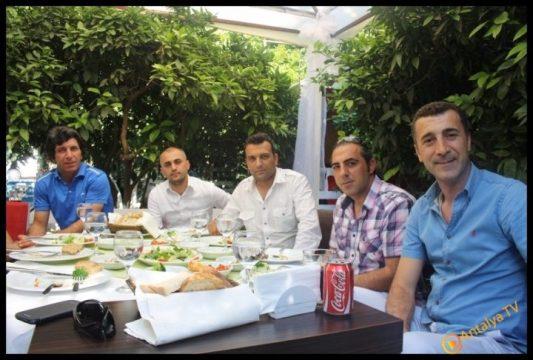 Belek Kaptan Balık  Restaurant- Antalya TV- Muhabir Rüya KÜrümoğlu (173)