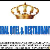 Kral Ocakbaşı Restaurant- Yavuz Beyazkoç- Antalya TV- Magazin Muhabiri Rüya Kürümoğlu01