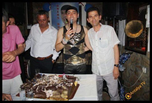 Ömrüm Deniz Restaurant- Prens Boran Doğum Günü- Antalya TV- Muhabir Rüya Kürümoğlu (16)