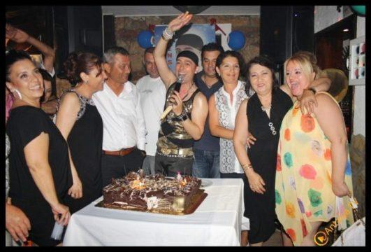 Ömrüm Deniz Restaurant- Prens Boran Doğum Günü- Antalya TV- Muhabir Rüya Kürümoğlu (2)