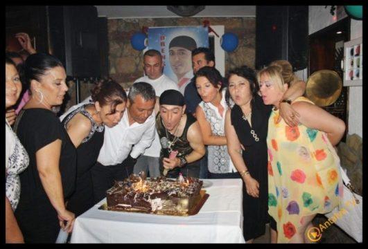 Ömrüm Deniz Restaurant- Prens Boran Doğum Günü- Antalya TV- Muhabir Rüya Kürümoğlu (3)