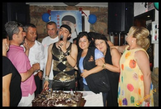 Ömrüm Deniz Restaurant- Prens Boran Doğum Günü- Antalya TV- Muhabir Rüya Kürümoğlu (5)