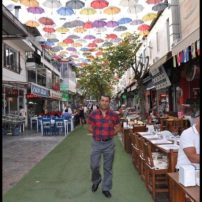 Şemsiyeli Sokak- Kalender Restaurant Kebap House
