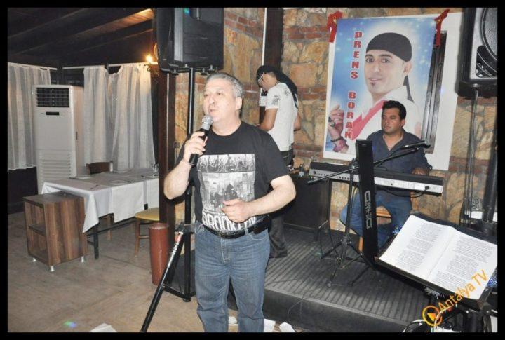 Kıbrıs Ada TV-  Tavukçu Show – Burhan Çapraz- Antalya TV- Muhabir Rüya Kürümoğlu- Prens Boran (113)