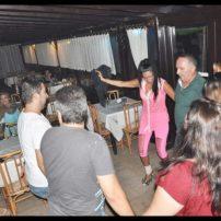 Kıbrıs Ada TV- Tavukçu Show - Burhan Çapraz- Antalya TV- Muhabir Rüya Kürümoğlu- Prens Boran (68)