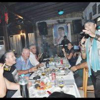 Kıbrıs Ada TV- Tavukçu Show - Burhan Çapraz- Antalya TV- Muhabir Rüya Kürümoğlu- Prens Boran (78)