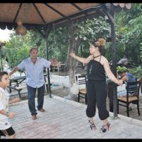 Antalya TV- Ali Aksoy- Hatice Aksoy- Muhabir Rüya Kürümoğlu (159)