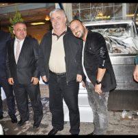 Gagavuzya Cumhurbaşkanı İbrahim Yıldırım Davetlisi Olarak Konyaaltı Balıkçısında...