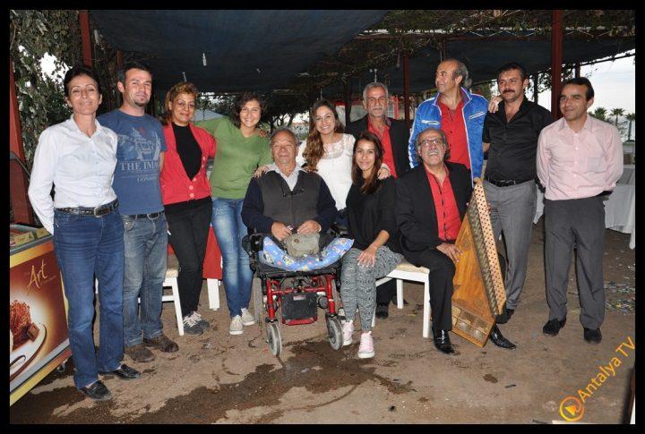 Efsane Tırak Köy Kahvaltısı Fasıl Restaurant- Ali İhsan Eymir- Antalya TV Muhabiri Rüya Kürümoğlu (179)