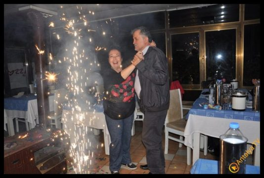 Efsane Tırak Köy Kahvaltısı Fasıl Restaurant- Ali İhsan Eymir- Antalya TV Muhabiri Rüya Kürümoğlu (18)