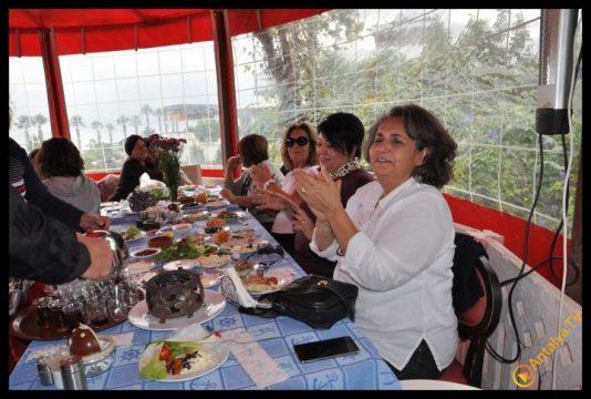 Efsane Tırak Köy Kahvaltısı Fasıl Restaurant- Ali İhsan Eymir- Antalya TV Muhabiri Rüya Kürümoğlu (59)