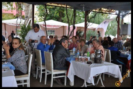 Efsane Tırak Köy Kahvaltısı Fasıl Restaurant- Ali İhsan Eymir- Antalya TV Muhabiri Rüya Kürümoğlu (84)