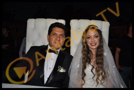 Kemer Belediye Başkanı Mustafa Gül ve Neşe Gül Evlendi..  (653)