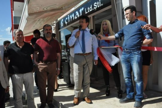 Isparta Çinar Restaurant Cafe Bistro Açılışı- Seda Çinar