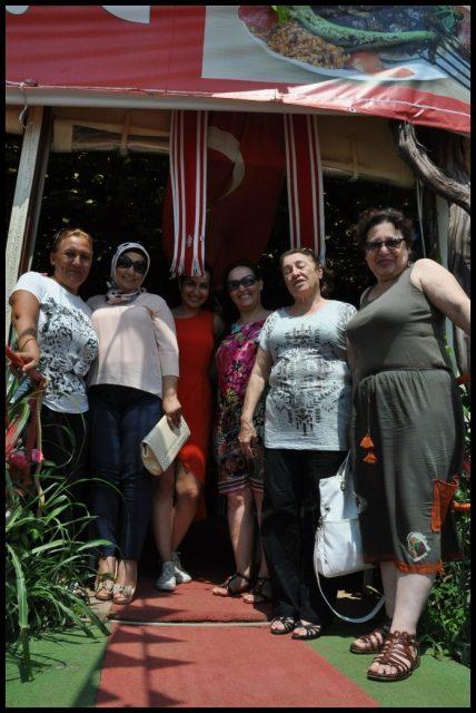 Kadınlar Kulübü Efsane Köy Kahvaltısı'nda (11)