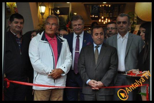 Porte Et Restaurant Açıldı.. (110)