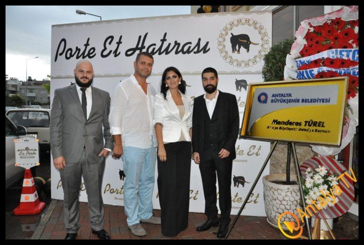 Porte Et Restaurant Açıldı.. (233)