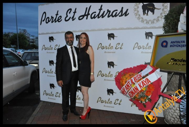 Porte Et Restaurant Açıldı.. (297)