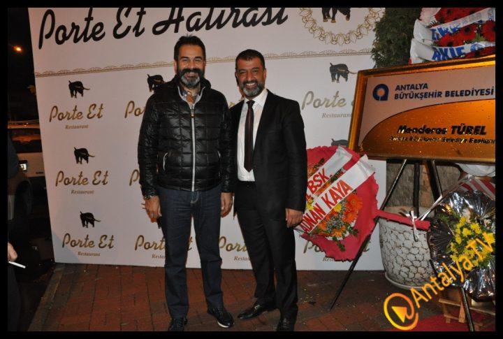 Porte Et Restaurant Açıldı.. (318)