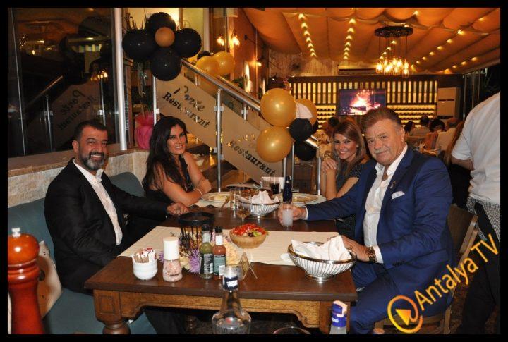 Porte Et Restaurant Açıldı.. (434)