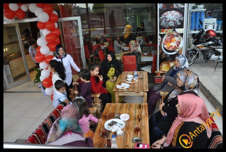 Nar Çiçeği Unlu Mamülleri Kepez'de Açıldı.. (208)