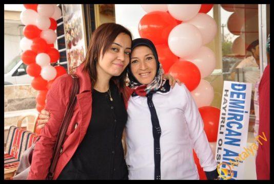 Nar Çiçeği Unlu Mamülleri Kepez'de Açıldı.. (46)