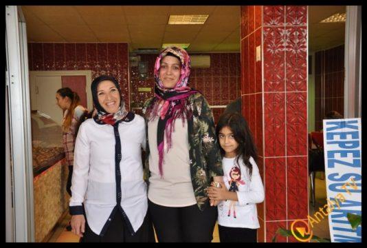 Nar Çiçeği Unlu Mamülleri Kepez'de Açıldı.. (74)