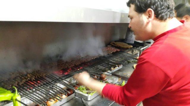 Şişçi Ramazan Uncalı Şubesi Antalya Şiş Köfte Piyaz Kabak Tatlısı (2)