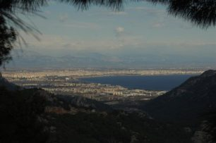 Antalya Manzarası Saklıköy İslami Otel