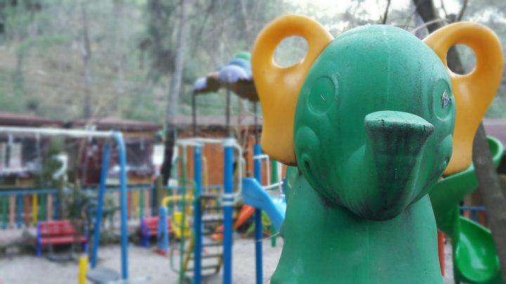 Çocuk oyun parkı – Arife Kır Sofrası Çakırlar Kahvaltı Mekanları Antalya