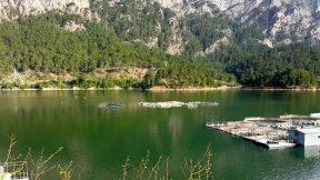 Gölbaşı Restaurant Karacaören 2 Barajı Antalya - Isparta Karayolu
