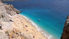 Kaputaş Plajı - Kaş Kalkan Gezilecek Yerler