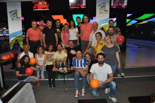 Sütaki Bowling Turnuvası Sezon Finalin Yapıldı..