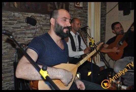 Sıla Türkü Evi'n de Serpil Efe Rüzgarı Esti (28)