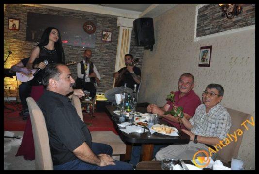 Sıla Türkü Evi'n de Serpil Efe Rüzgarı Esti (6)