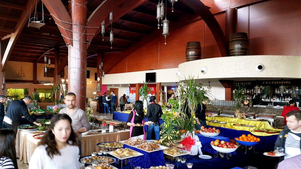 Antalya Açıkbüfe Kahvaltı – Denizimpark Restaurant