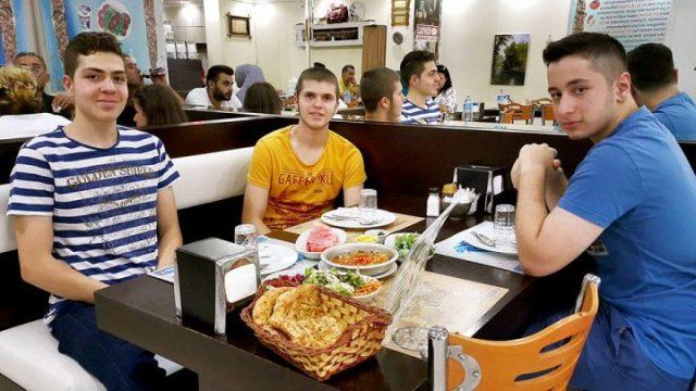 Uncalı Yemek Sipariş 0242 227 2627 -  Miray Konyalı Etli Ekmek Antalya Etli Ekmek Paket Servis (2)
