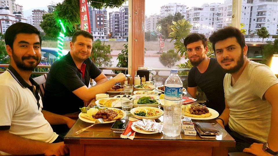 Şişçi Ramazan Uncalı 0242 228 8200  Restoranlar Konyaaltı Paket Servis Antalya Şiş Köfte Piyaz  (11)