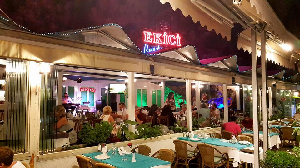 Ekici Restaurant – 0242 2484142 antalya kaleiçi yat limanı mekanlar restaurant bar balık evi (12)