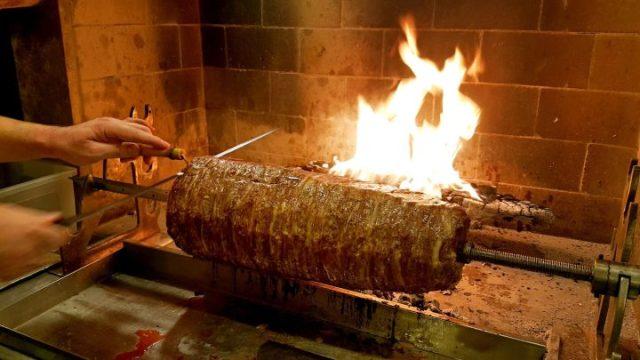 Antalya H&M Cağ Kebap-Etli Ekmek 0242 322 4141 cağ kebap etli ekmek pide köfte piyaz sipariş paket servis