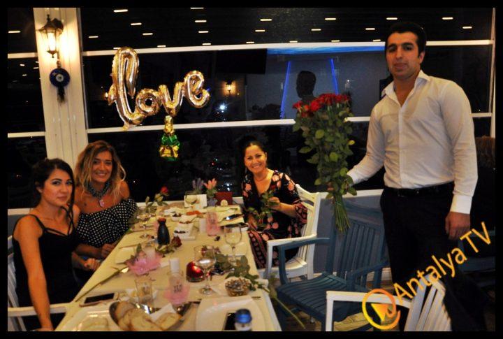 Hatıra Şenoğul Dğum Gününü Keyfi Derya Balık Evinde kutladı (42)