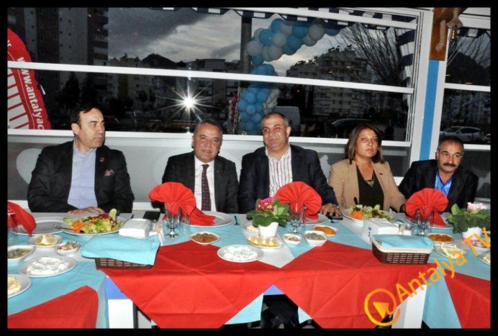 Antalya Semiz Balık Evi – (517) 228 08 07