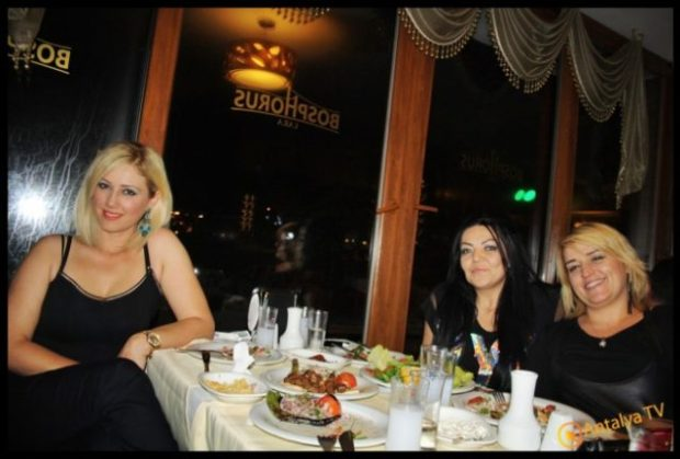 Bosphorus Lara Ocakbaşı Restaurant- Murat Çiçek- Muhabir Rüya Kürümoğlu- Antalya TV57