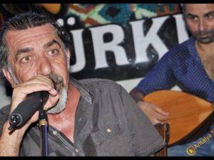 Kilim Türkü Evi Cevdet Bağca Konseri, Teoman Öztürk (4)