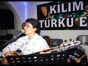 Kilim Türkü Evi- Teoman Öztürk- Güler Duman- Antalya TV- Muhabir Rüya Kürümoğlu (58)