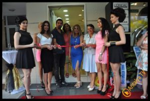 Antalya'da ilk Kişisel Bakım Salonu Salon Lavie Açıldı…