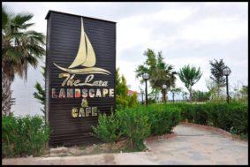 The Lara Landscape Cafe- Sadettin Ersoy-  Antalya TV- Muhabir Rüya Kürümoğlu  (165)